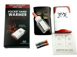 S-Boston Hand Warmer - SBK.SB01