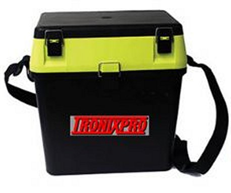 Compact Seat and Tackle Box